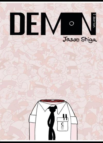 Couverture Demon tome 1