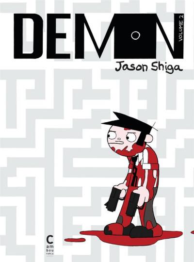 Couverture Demon tome 2