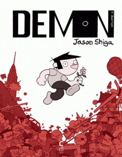 Couverture Demon tome 3