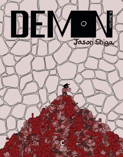 Couverture Demon tome 4