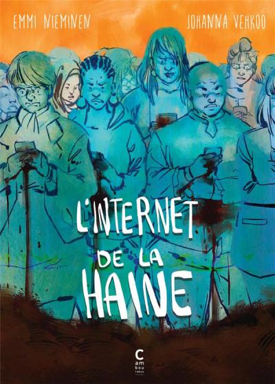 Couverture L'internet de la haine