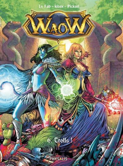 image de waow tome 6 - trolls !