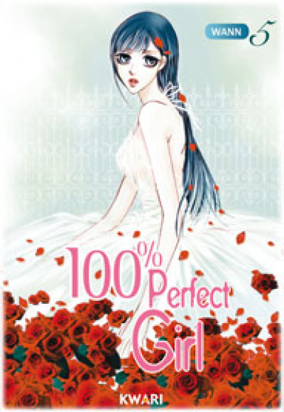 Couverture 100% perfect girl tome 5