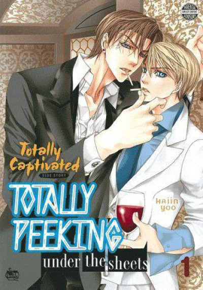 Couverture totally captivated - totally peeking tome 1 - under the sheets