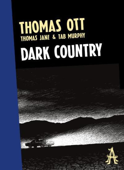 Couverture Dark country