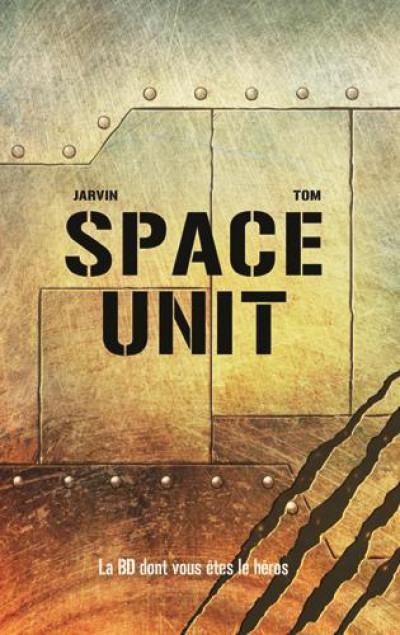 Couverture Space unit