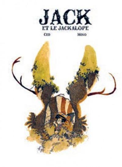 Couverture Jack et le Jackalope