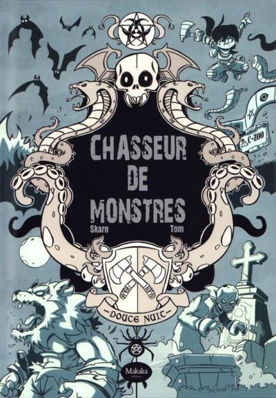 Couverture Chasseur de monstres