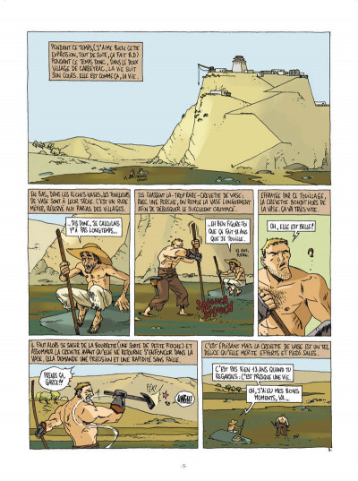 Page 3 Féréus le fléau - Fils de la colère et du vent