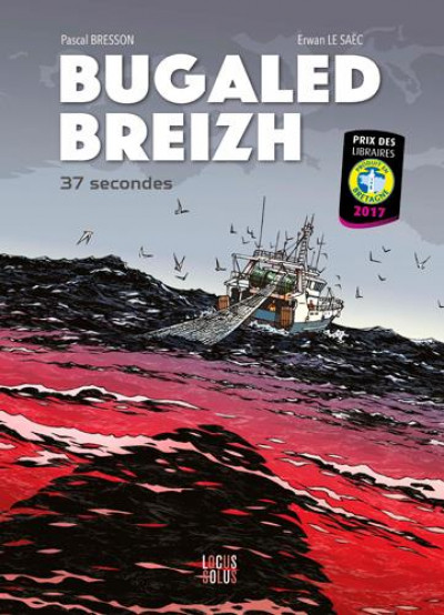 Couverture Bugaled Breizh 37 secondes