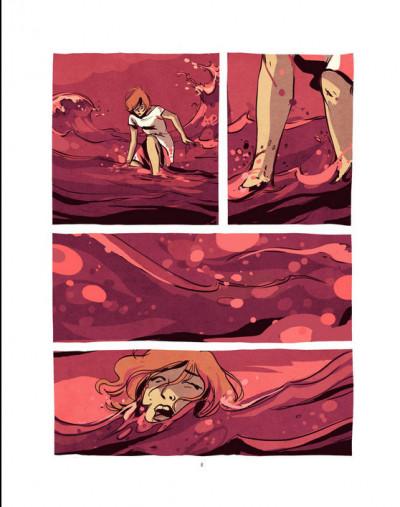 Page 4 Écumes