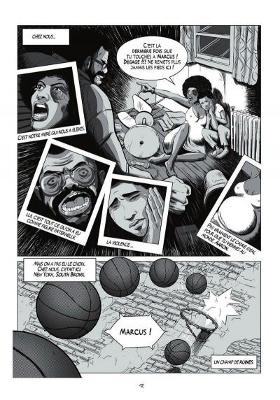 Page 8 Break - Une histoire du hip hop
