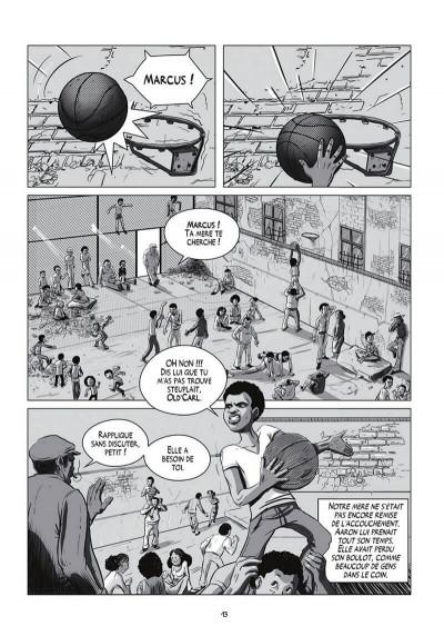 Page 9 Break - Une histoire du hip hop