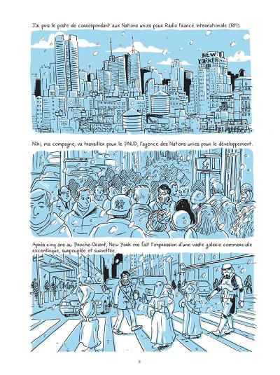 Page 0 Une saison à l'ONU