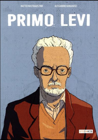 Couverture Primo Levi