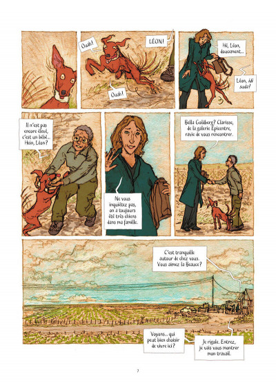 Page 8 Refuznik - URSS, l'impossible départ
