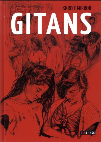 Couverture Gitans