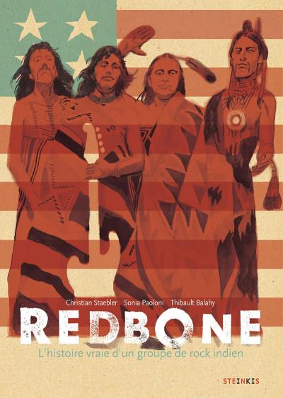 Couverture Redbone