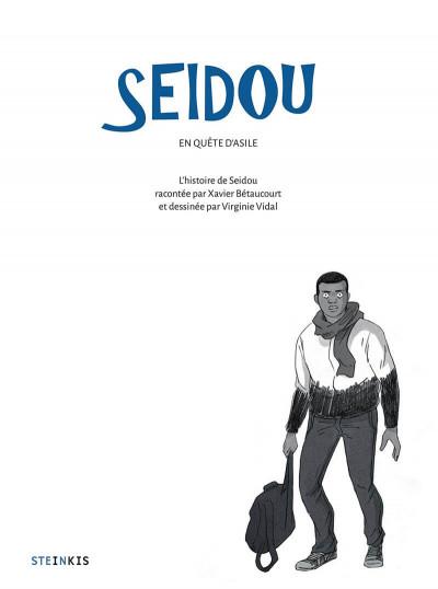 Page 1 Seidou, en quête d'asile