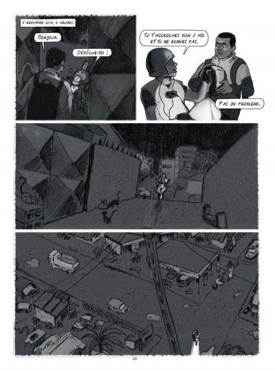 Page 0 Seidou, en quête d'asile