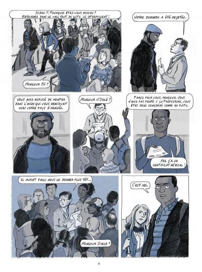 Page 6 Seidou, en quête d'asile