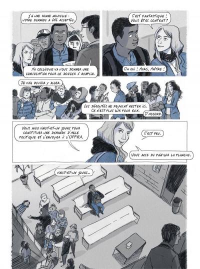 Page 7 Seidou, en quête d'asile