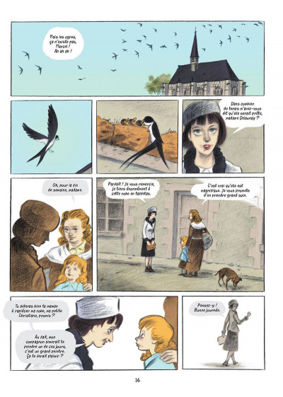 Page 0 L'écolier en bleu