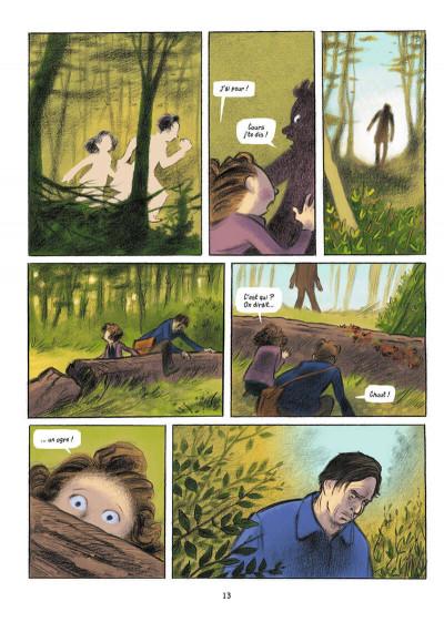 Page 7 L'écolier en bleu