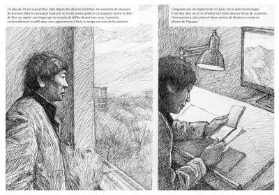 Page 7 Au loin une montagne