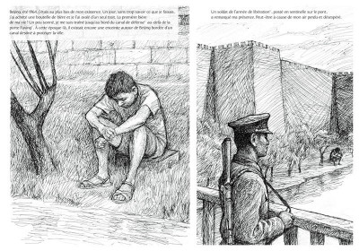 Page 8 Au loin une montagne
