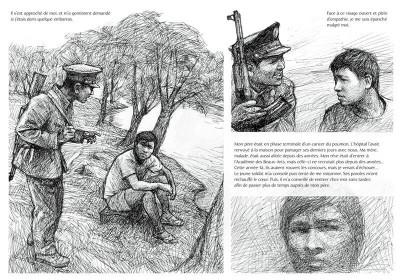 Page 9 Au loin une montagne