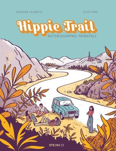 Couverture Hippie trail