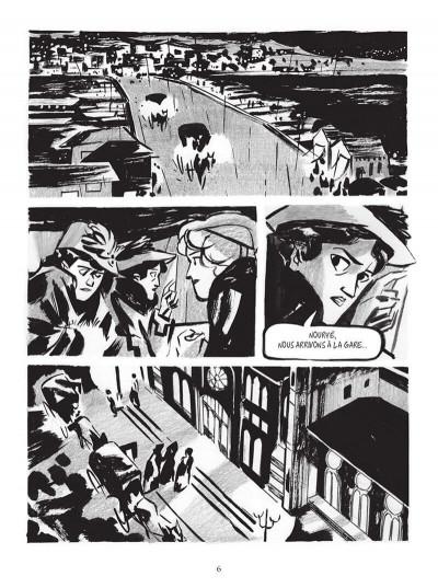 Page 6 Évadées du Harem