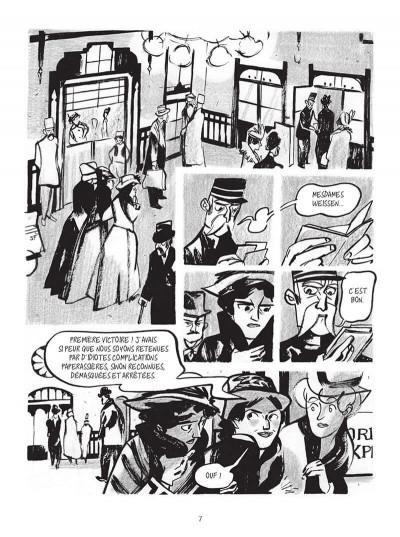 Page 7 Évadées du Harem