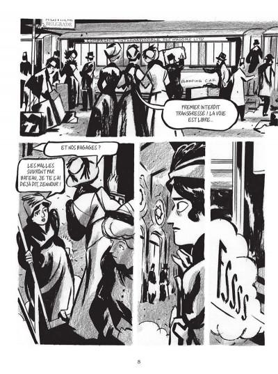Page 8 Évadées du Harem