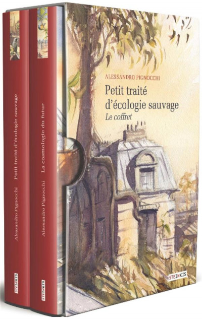 Couverture Petit traité d'écologie sauvage - coffret