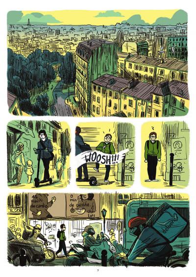 Page 7 Sortie d'usine
