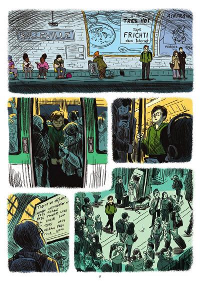 Page 8 Sortie d'usine