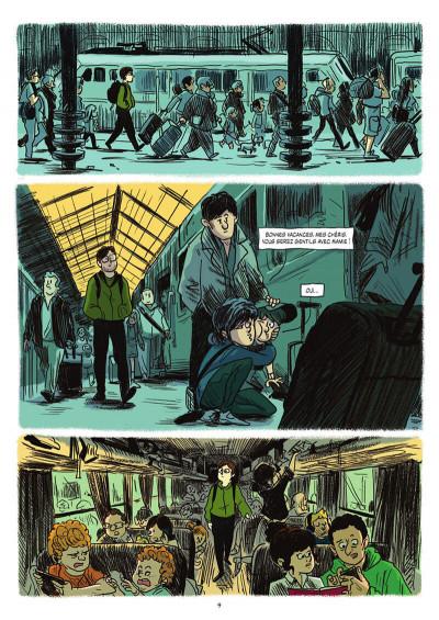 Page 9 Sortie d'usine