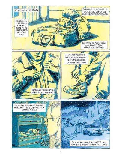 Page 6 Au bord du monde (Dix semaines à Kaboul)