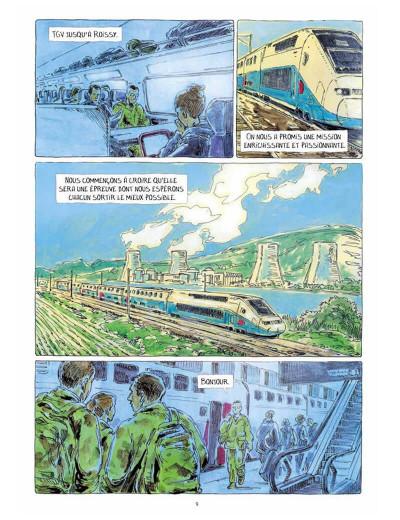 Page 9 Au bord du monde (Dix semaines à Kaboul)