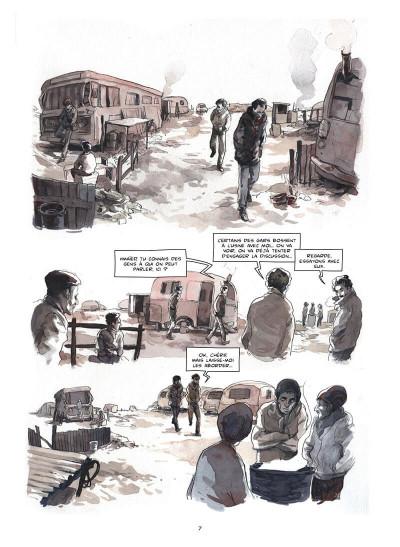 Page 7 Corps en grève