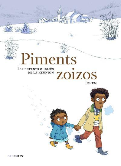 Couverture Piments zoizos