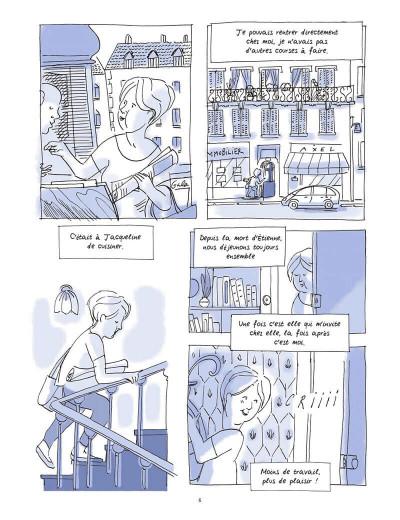 Page 6 On se reposera plus tard