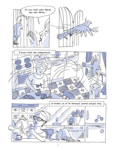 Page 7 On se reposera plus tard
