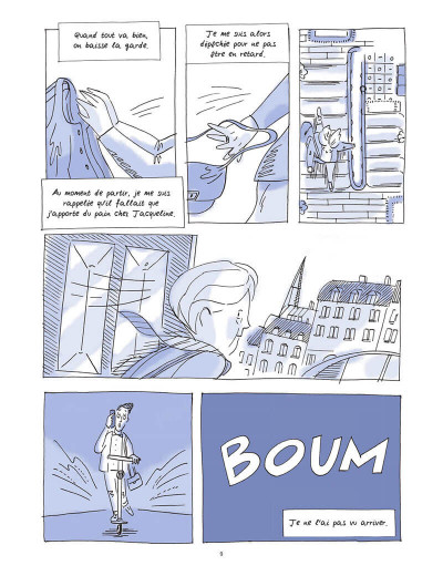 Page 9 On se reposera plus tard