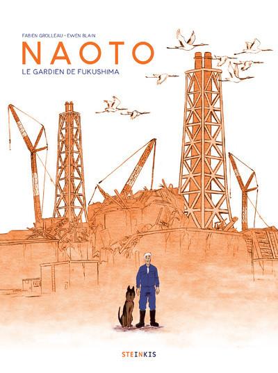 Couverture Naoto - le gardien de Fukushima