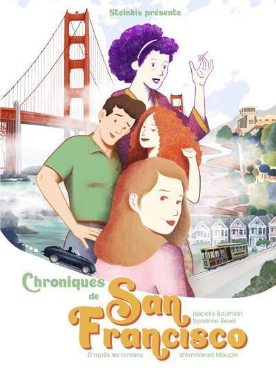 Couverture Chroniques de San Francisco tome 1