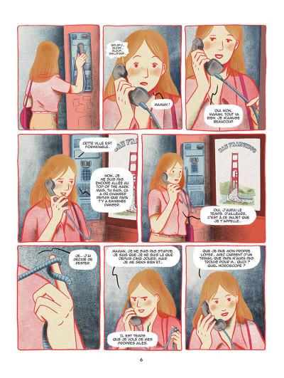 Page 4 Chroniques de San Francisco tome 1