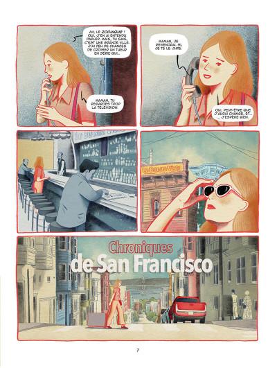 Page 5 Chroniques de San Francisco tome 1